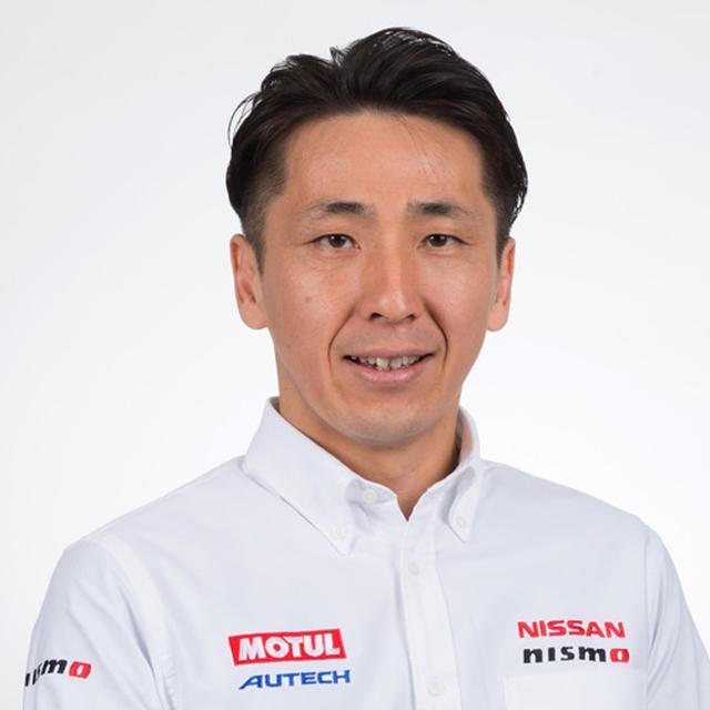 画像: NISMOのMOTUL AUTECH GT-Rドライバー、松田次生選手。