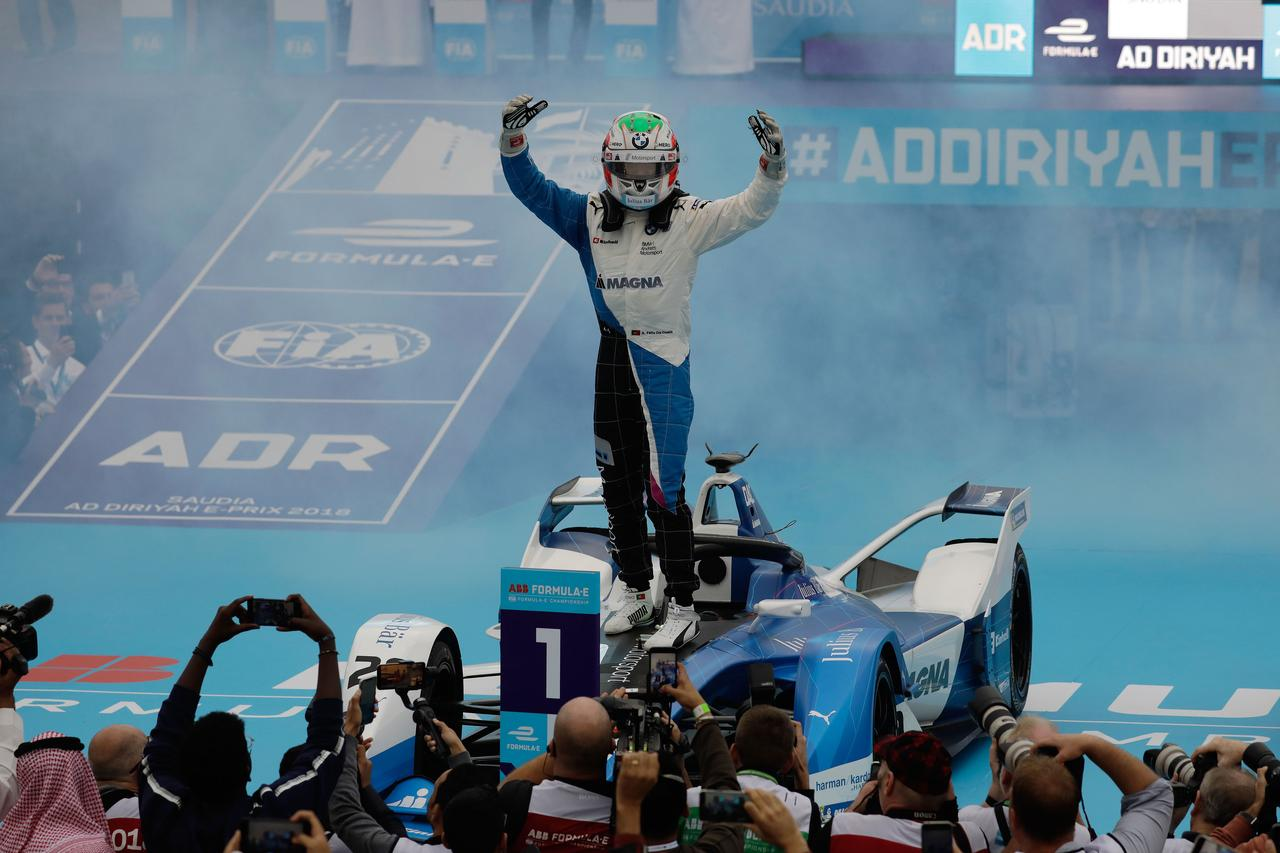 Images : 9番目の画像 - 「【モータースポーツ】BMW i がフォーミュラE開幕戦でデビューウイン。ニッサンは6位、7位入賞」のアルバム - Webモーターマガジン