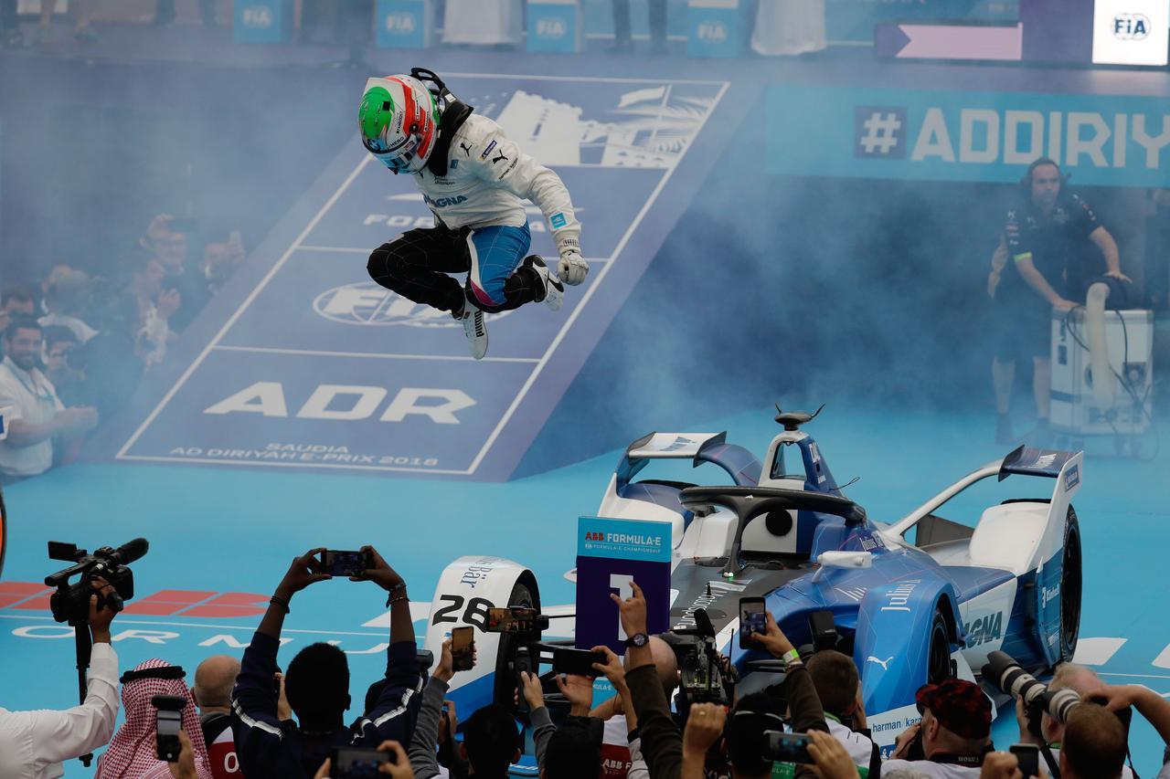 Images : 13番目の画像 - 「【モータースポーツ】BMW i がフォーミュラE開幕戦でデビューウイン。ニッサンは6位、7位入賞」のアルバム - Webモーターマガジン