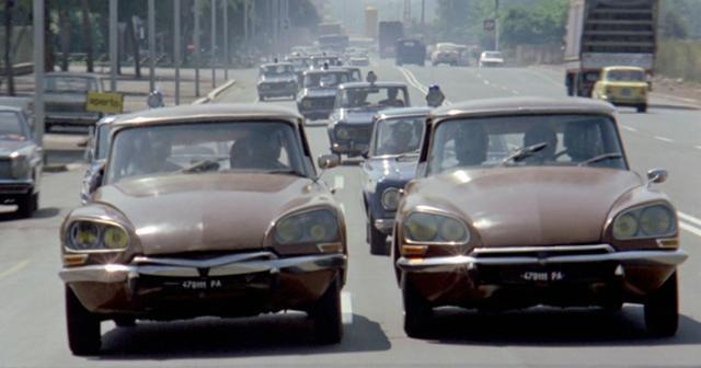 画像1: 70年代の名車の数々がイタリア・ローマを疾走する!