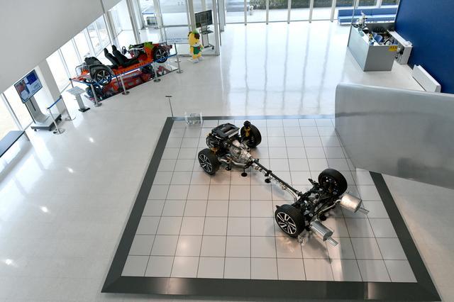 画像3: スバルビジターセンター