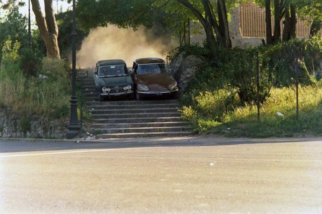 画像4: 70年代の名車の数々がイタリア・ローマを疾走する!