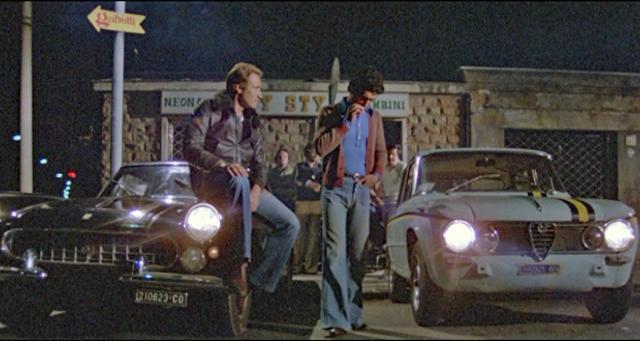 画像6: 70年代の名車の数々がイタリア・ローマを疾走する!