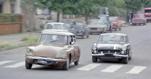 画像7: 70年代の名車の数々がイタリア・ローマを疾走する!