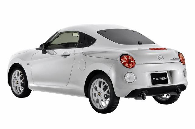 画像: 車体色はパールホワイトIII(内装はブラック)