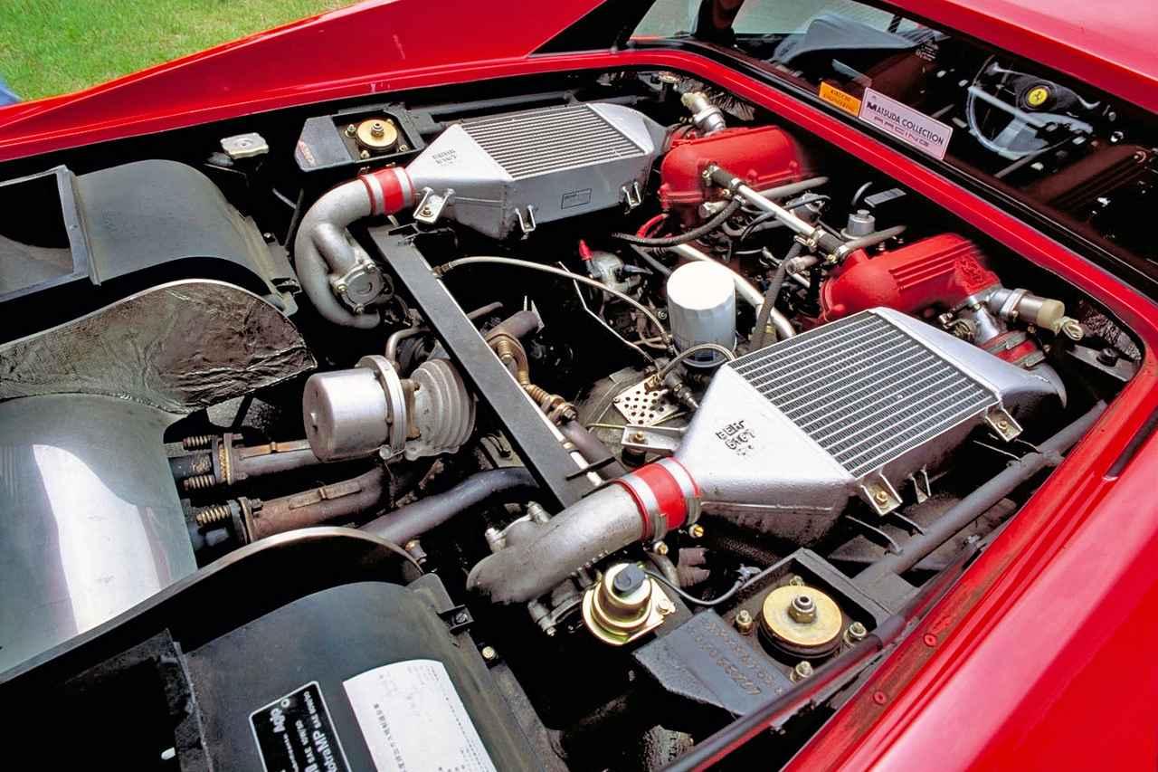 Images : 5番目の画像 - フェラーリ288GTO - Webモーターマガジン