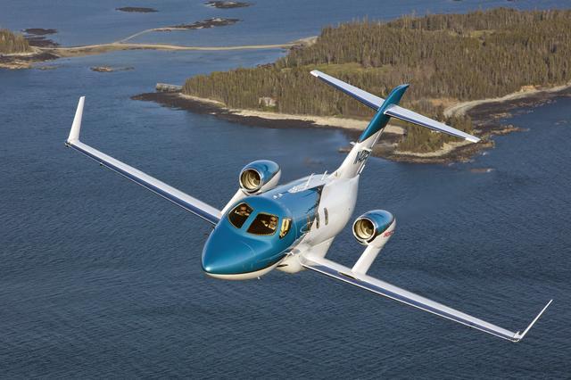 画像: ホンダジェット 初号機は共同オーナーで所有