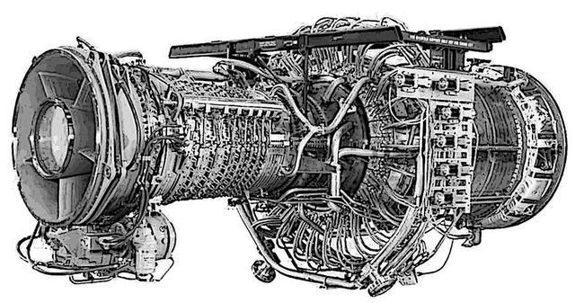 画像: 現在、イージスシステム搭載護衛艦をはじめ主力護衛艦の大半が使用するのと同じ、GEのライセンスをIHIが製造するLM2500ガスタービンエンジン。本体は直径約2m×全長約6mしかない、航空機用ターボファレエンジン派生型。2基ずつが1組で2軸推進。