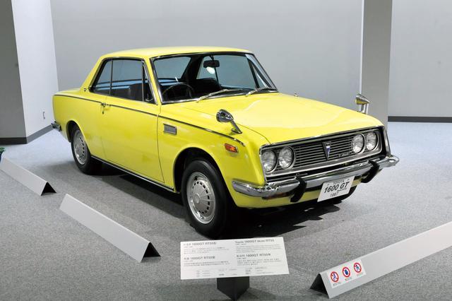 画像: トヨタ1600GT(RT55型)