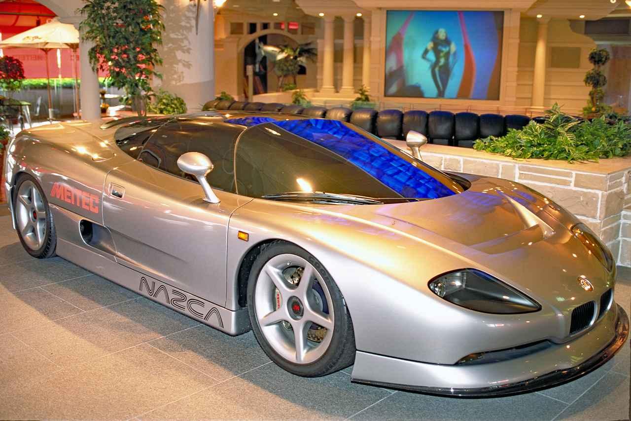 画像: M12は92年にC2に進化して、スパイダーも製作された。
