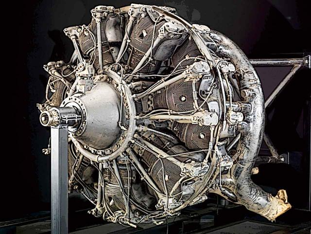 画像: 三菱・零式艦上戦闘機であまりに有名な栄エンジンは、隼と共通の中島製ハ35(陸海軍統合名称)が搭載されていた。星型14気筒1000hp級のスーパースタンダードだ。