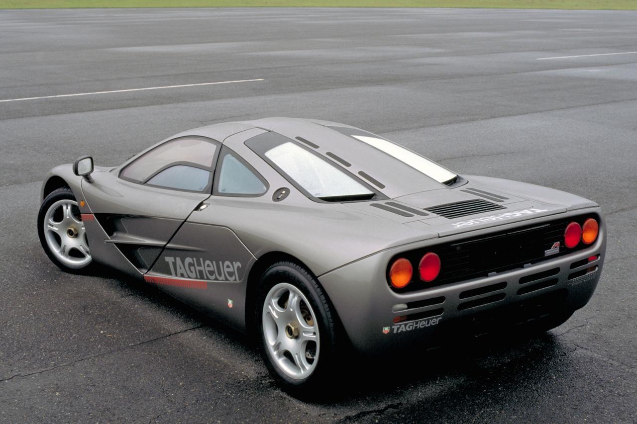 Images : 3番目の画像 - マクラーレン F1 - Webモーターマガジン