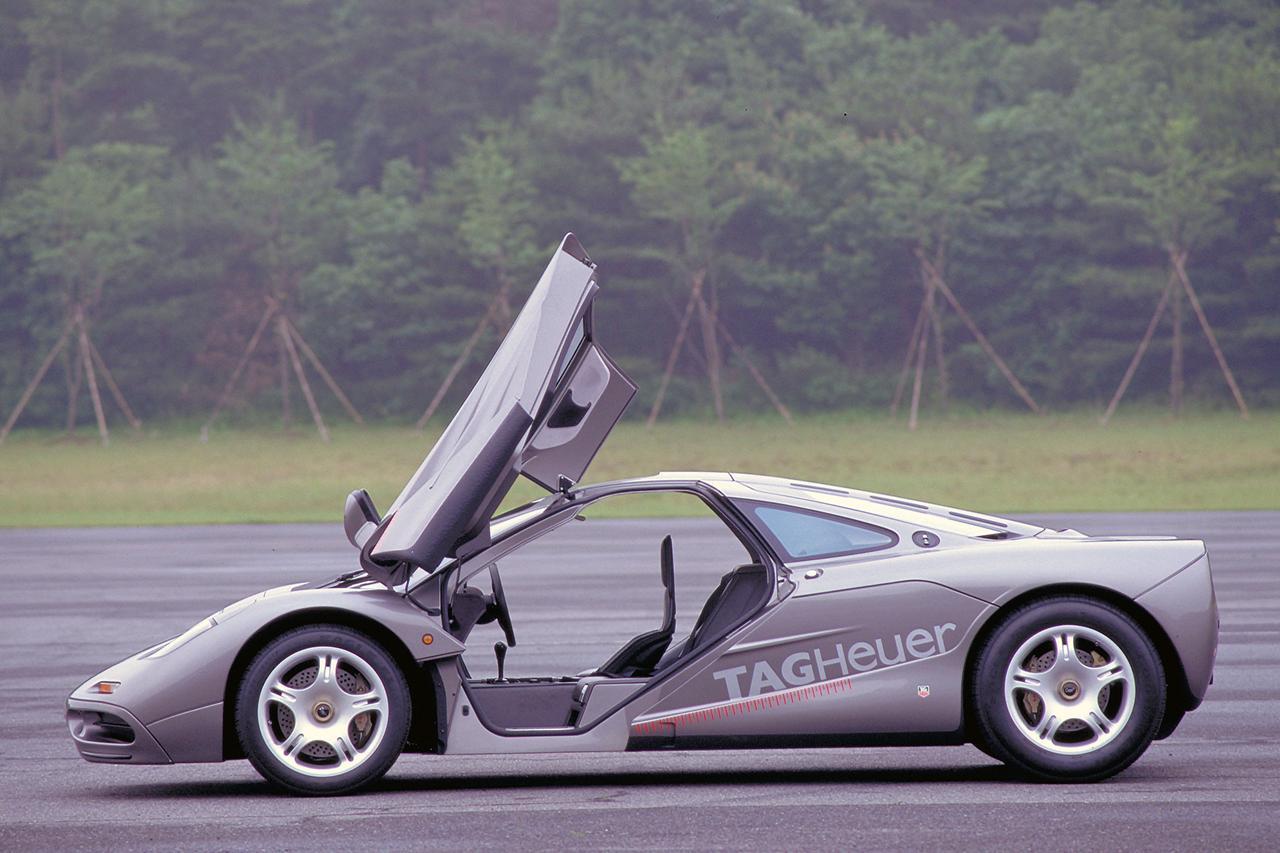 Images : 2番目の画像 - マクラーレン F1 - Webモーターマガジン