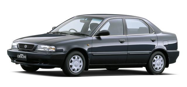 画像: カルタスの上位モデルとして登場したのがカルタスクレセントだ。3ドアハッチバックと4ドアセダン、5ドアステーションワゴンがあったが、とくにワゴンの人気が高かった。