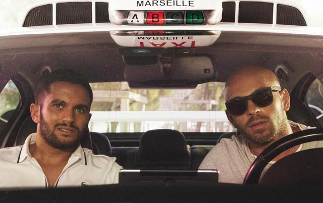画像2: 警官とタクシー運転手のコンビが強盗団を追う!