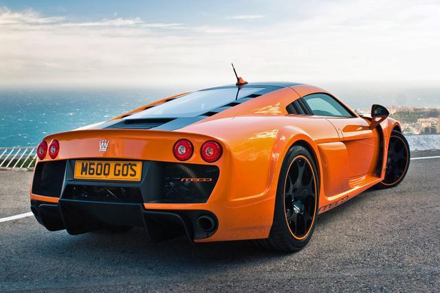 画像: ちょっとクラシカルな雰囲気を感じさせるのがブリティッシュ・スポーツカーの証か。