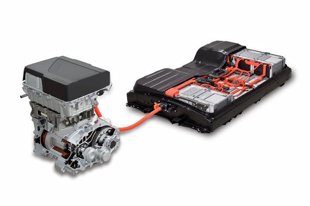 画像: リーフe+はバッテリー容量向上とモーター出力アップで航続距離もさらに伸ばす