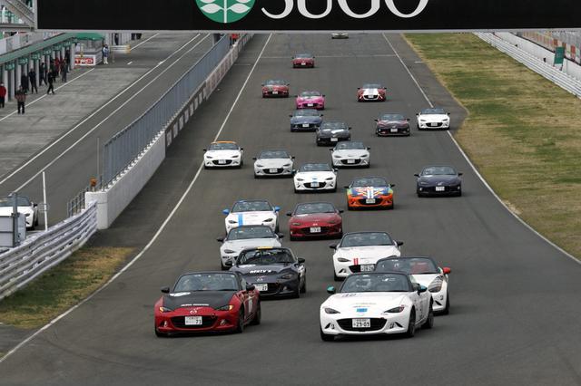 画像: 北日本シリーズはスポーツランド菅生で開催。