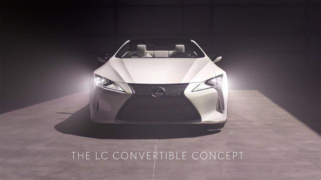 画像: LC Convertible concept www.youtube.com
