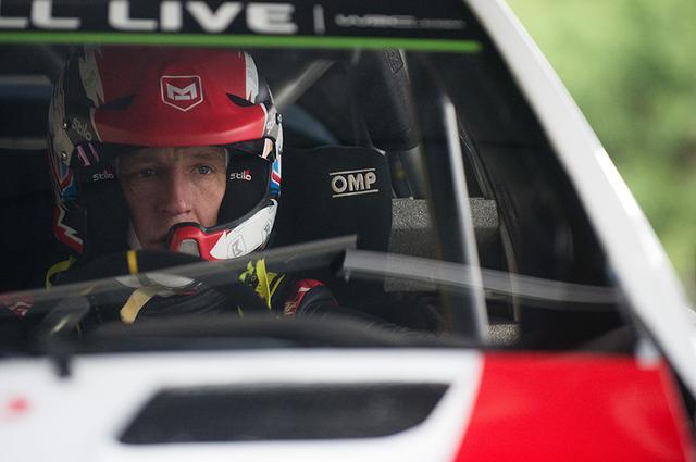 画像: 今シーズンからトヨタWRCチームに加わるクリス・ミーク。