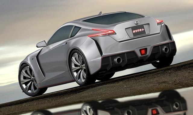 画像: ベースのボディは現行型と同じだが、最新の日産デザインを可能な限り採り入れるようだ(予想CG)