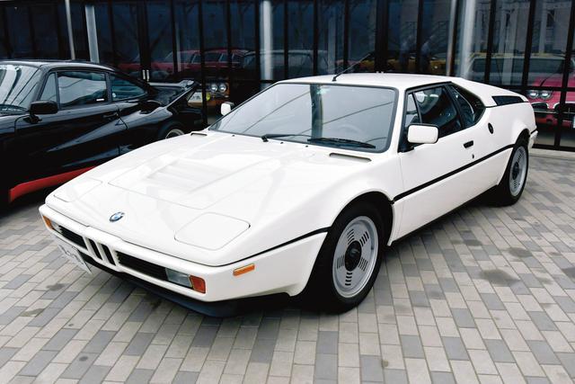 画像: BMW M1 (1979年)