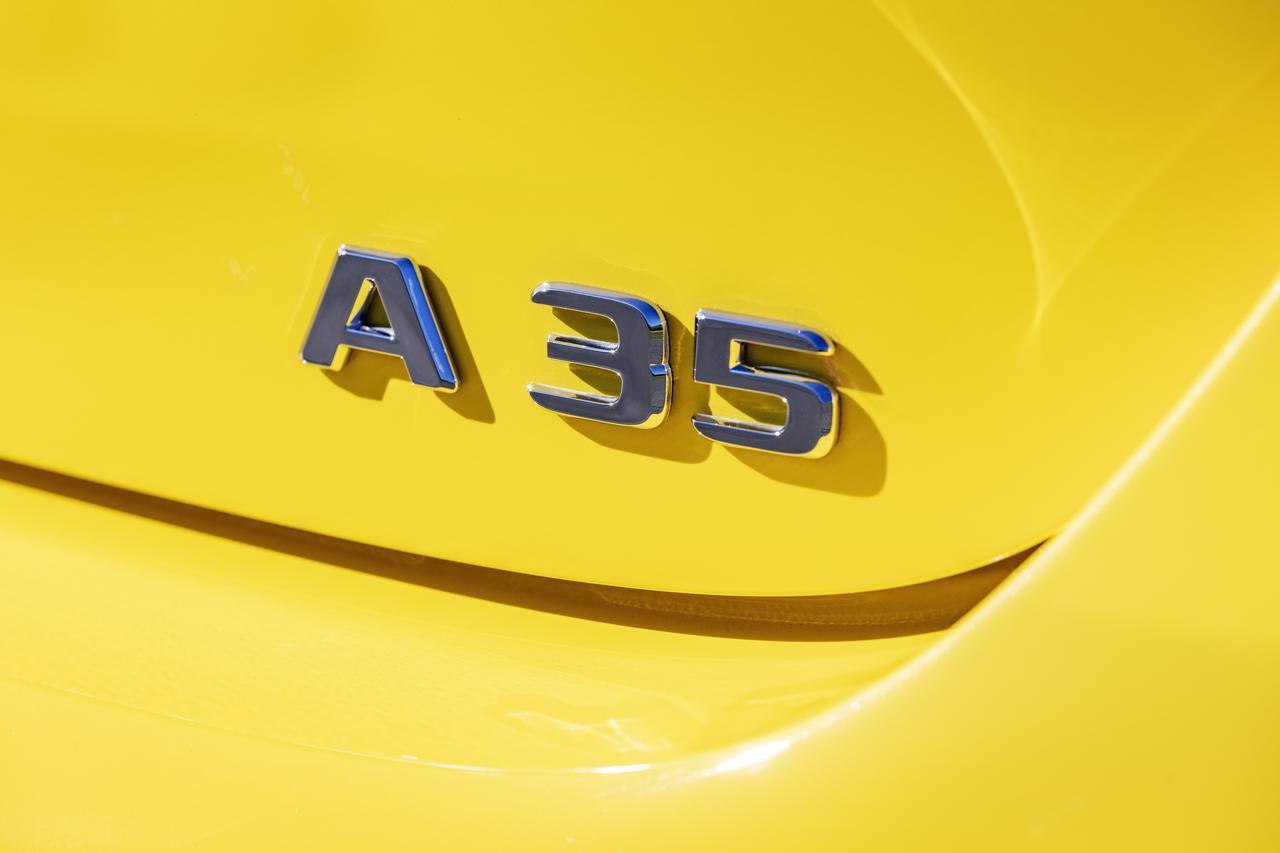Images : 9番目の画像 - 「【試乗】メルセデスAMG A35 4マティックは毎日使えるスポーツマン」のアルバム - Webモーターマガジン