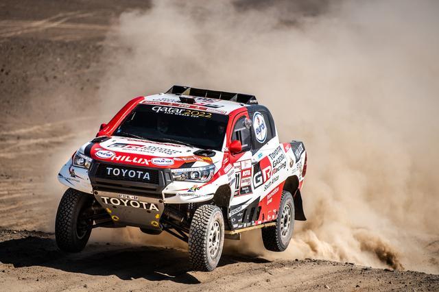 画像: ついにダカールラリーを制したトヨタ。TOYOTA GAZOO Racing South Africaが偉業を達成。