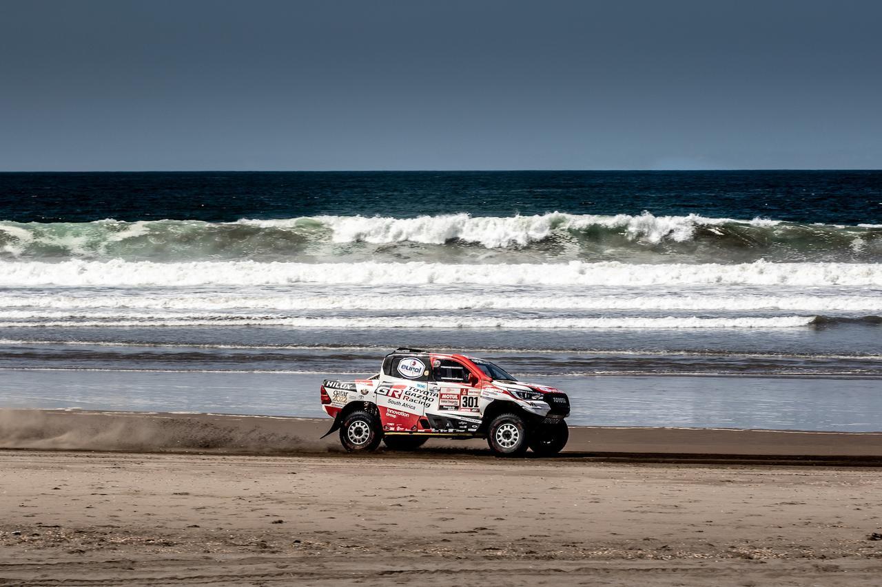 Images : 1番目の画像 - 「【モータースポーツ】ダカールラリーでトヨタが初の総合優勝を飾る」のアルバム - Webモーターマガジン