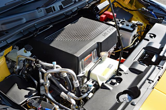 画像: モーターそのものは従来型と同じだが、ハードと制御プログラムを変更して電流を大幅にアップ。最高出力は45%アップの218psを達成。