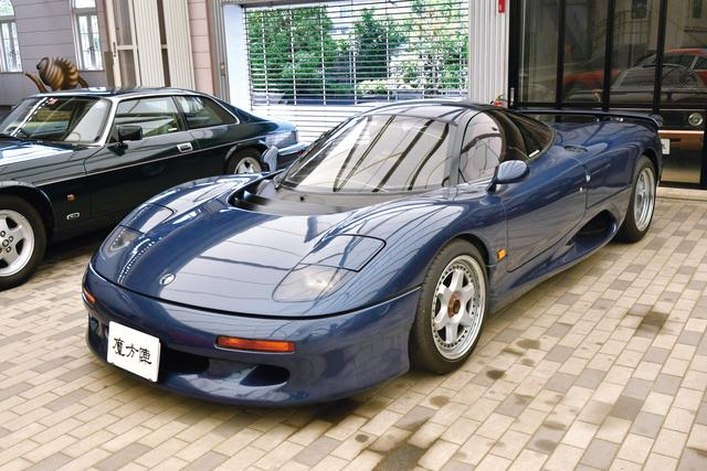 画像: 車両価格1億円を超えるスーパーカー