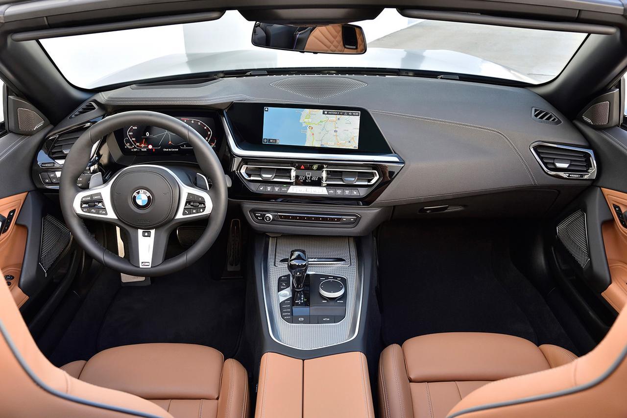Images : 15番目の画像 - 「【海外試乗】BMW Z4 はスポーツカー市場の戦力図をきっと塗り替える!?」のアルバム - Webモーターマガジン