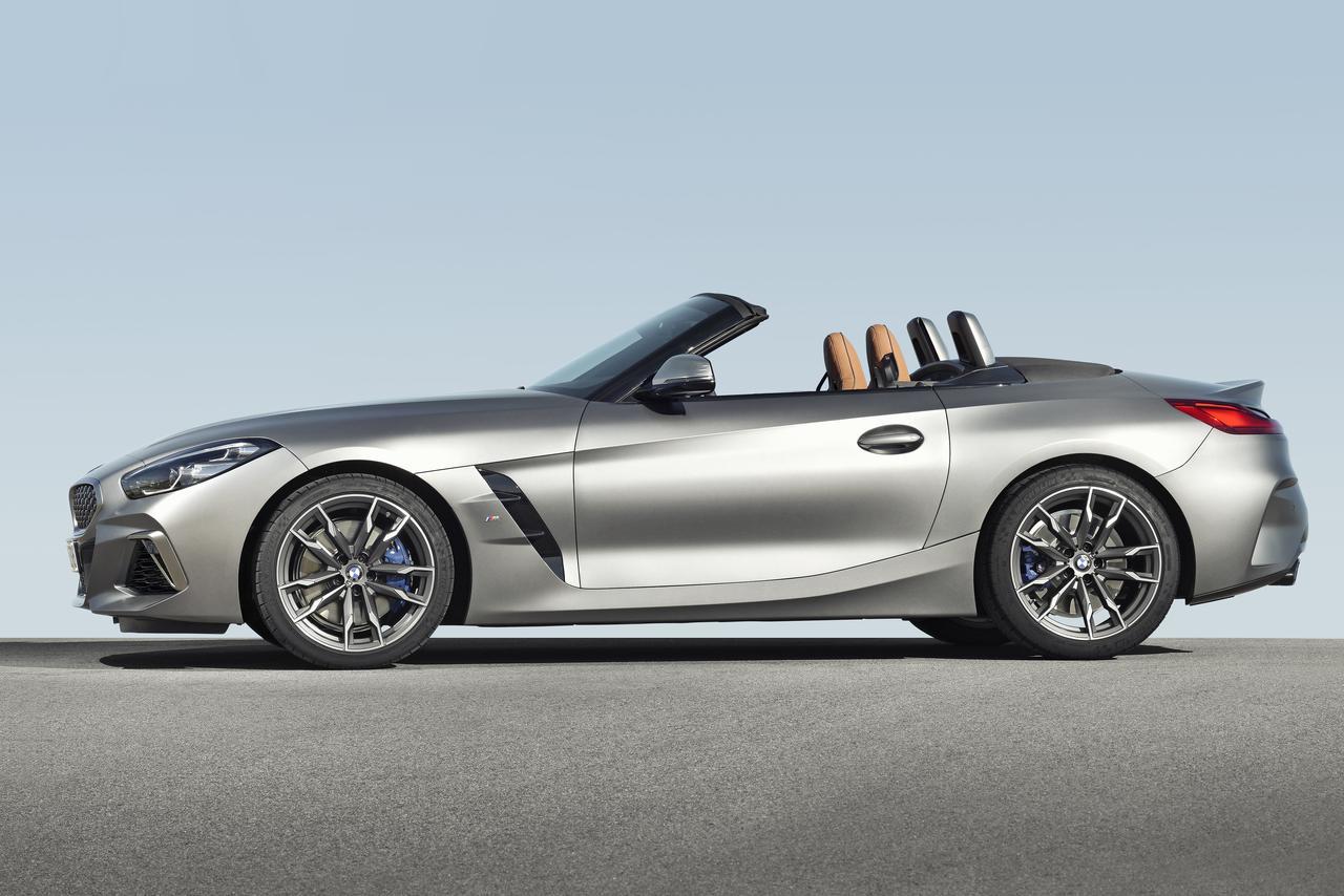 Images : 1番目の画像 - 「【海外試乗】BMW Z4 はスポーツカー市場の戦力図をきっと塗り替える!?」のアルバム - Webモーターマガジン