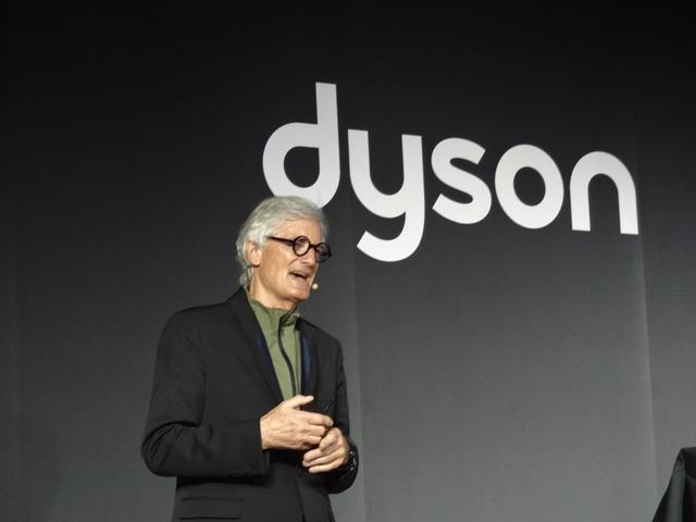 画像: 創業者のジェームズ・ダイソン氏。EVプロジェクトの成功に向け着々と歩を進める。
