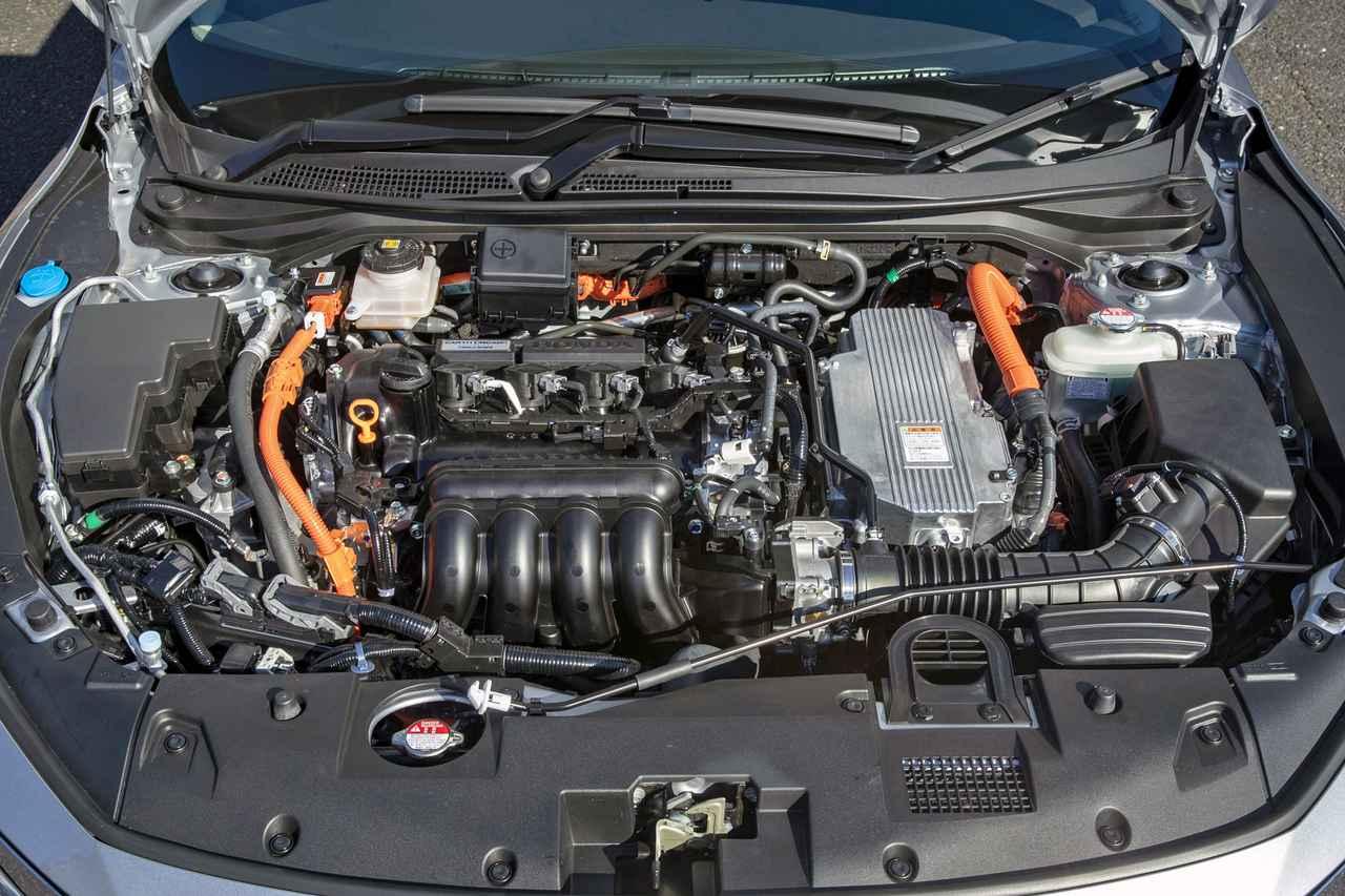 画像: 1.5Lエンジン+2モーターのi-MMDは、クラリティPHEVと基本的に同じシステム。市街地でも高速でも高効率だ。