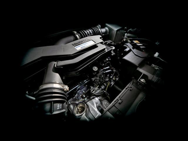 画像: 172psと220Nmを発生する、1.5LのVTECターボエンジン。