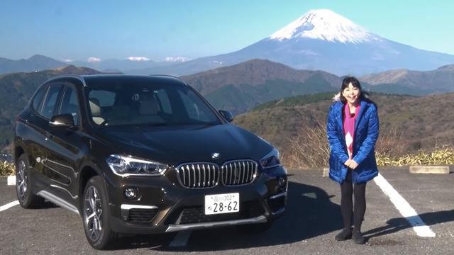 画像: 【動画】竹岡 圭のクルマdeムービー「BMW X1」2016年1月放映