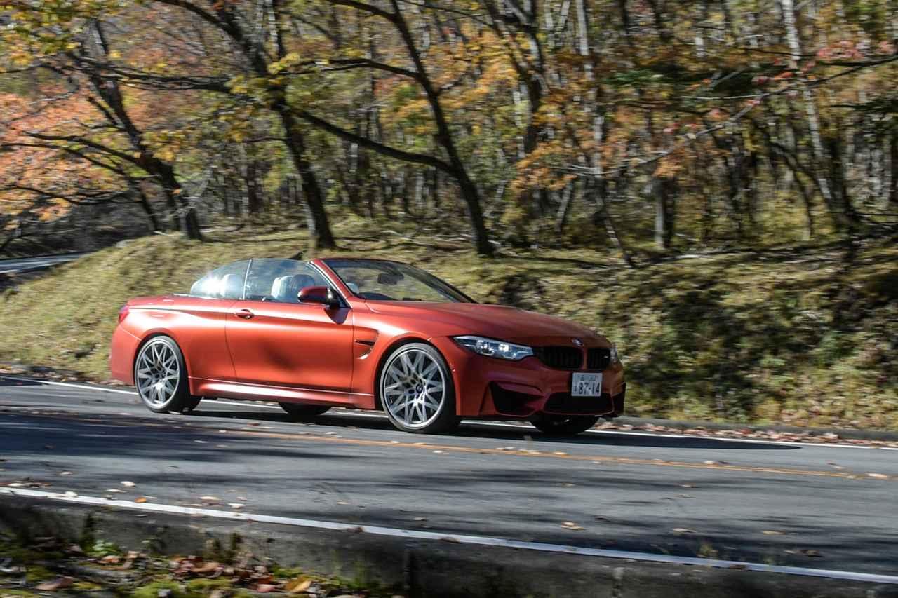 Images : 7番目の画像 - 「【試乗】BMW M4カブリオレ が日本上陸、「M」の走りをオープンで味わう」のアルバム - Webモーターマガジン