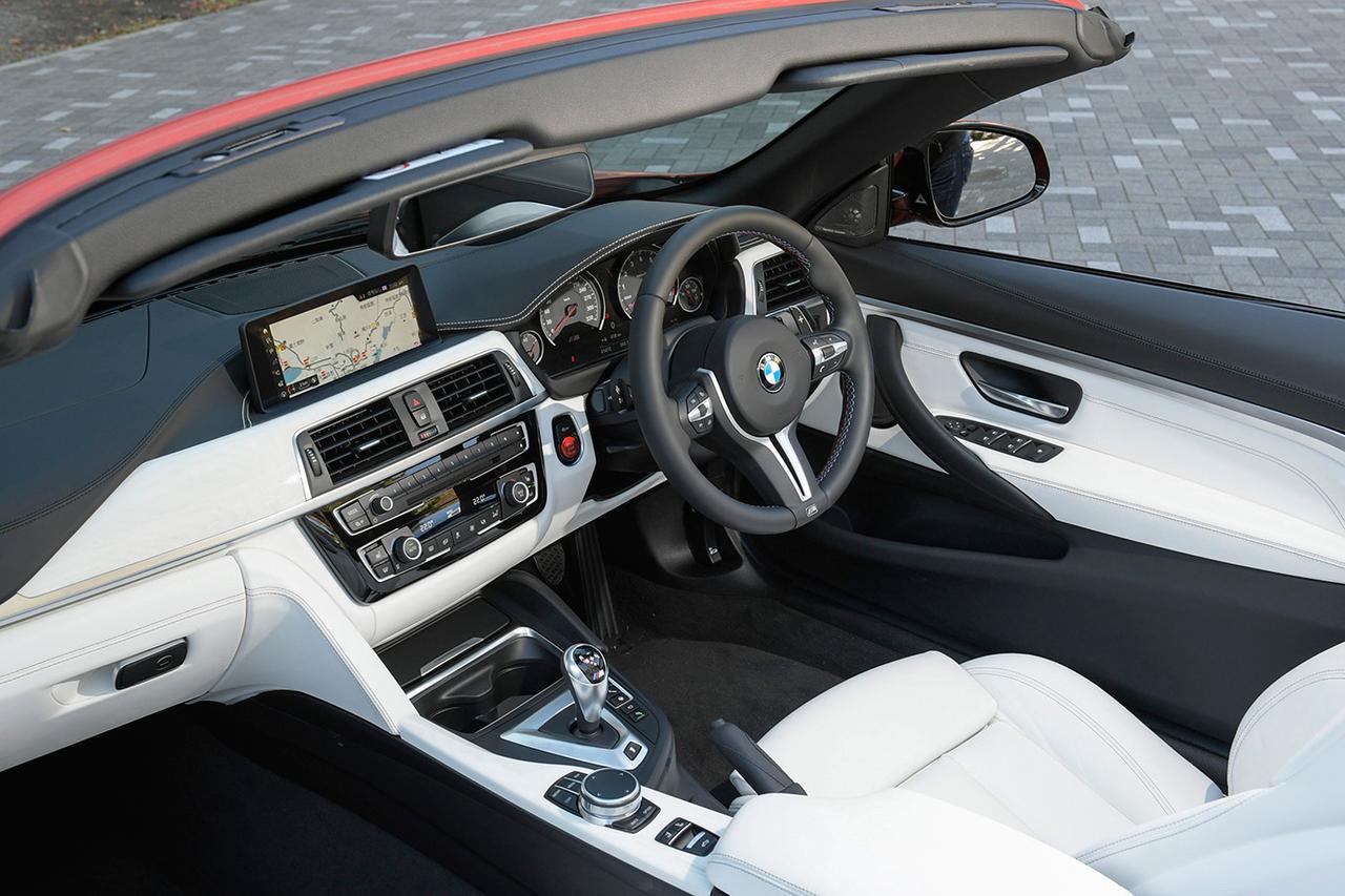 Images : 6番目の画像 - 「【試乗】BMW M4カブリオレ が日本上陸、「M」の走りをオープンで味わう」のアルバム - Webモーターマガジン