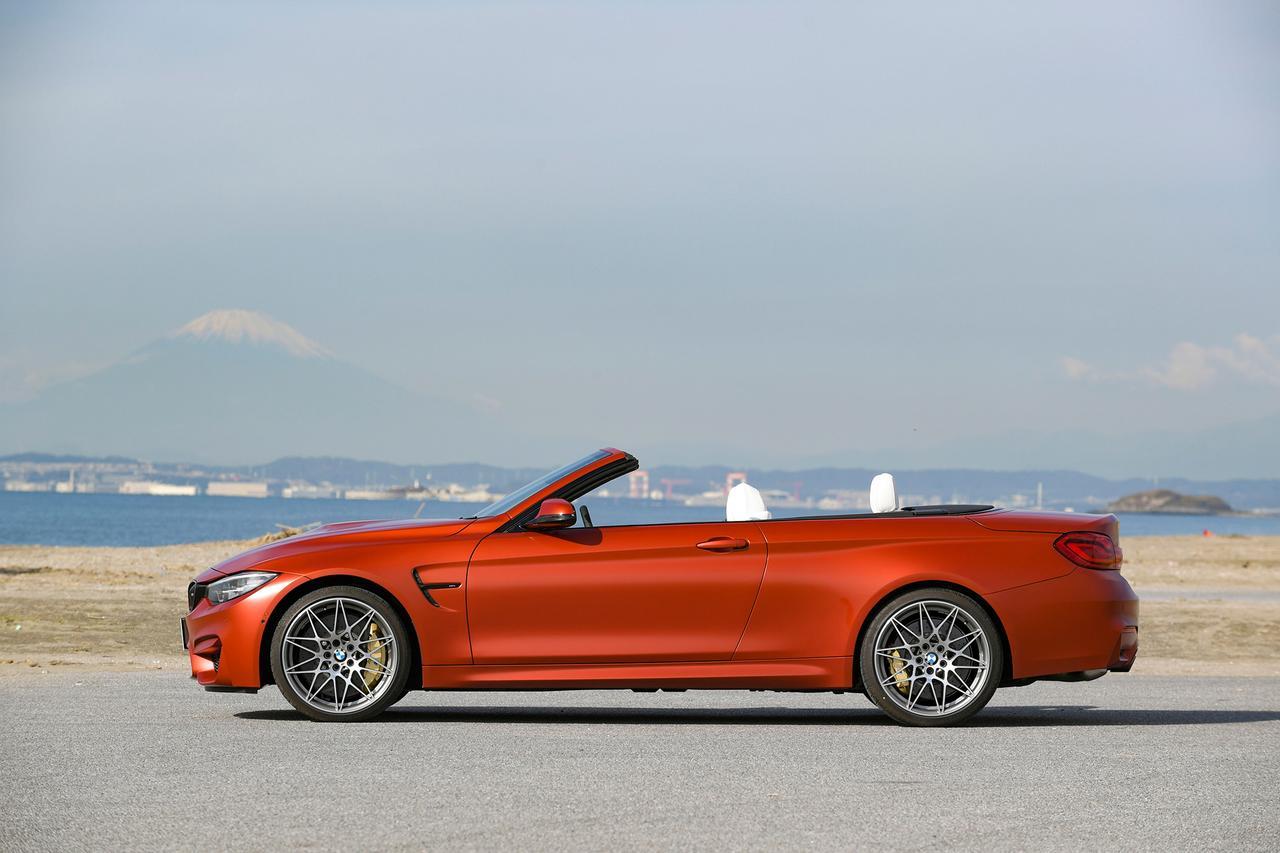 Images : 3番目の画像 - 「【試乗】BMW M4カブリオレ が日本上陸、「M」の走りをオープンで味わう」のアルバム - Webモーターマガジン