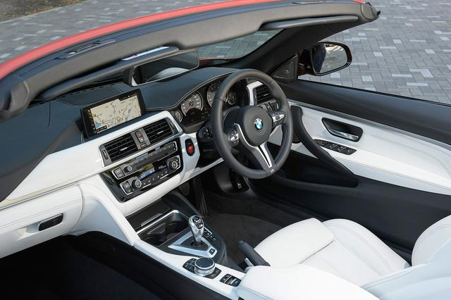 画像: オプションのMドライバーズパッケージ装着車はリミッターが250→280km/hとなる。