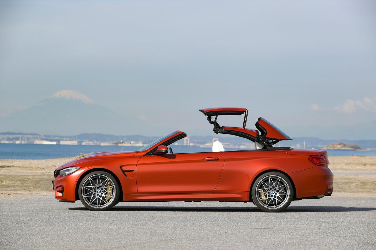 Images : 1番目の画像 - 「【試乗】BMW M4カブリオレ が日本上陸、「M」の走りをオープンで味わう」のアルバム - Webモーターマガジン