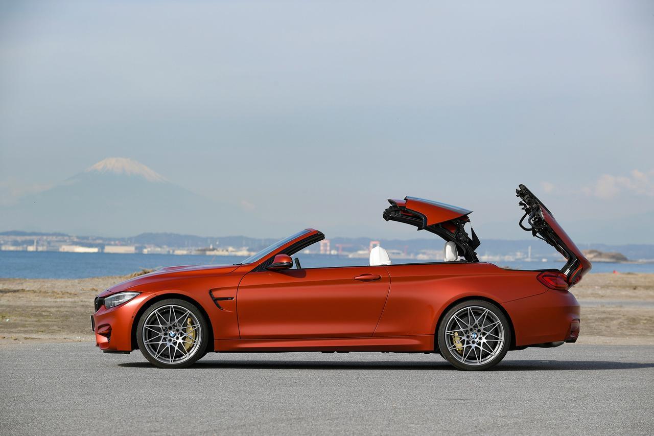 Images : 2番目の画像 - 「【試乗】BMW M4カブリオレ が日本上陸、「M」の走りをオープンで味わう」のアルバム - Webモーターマガジン