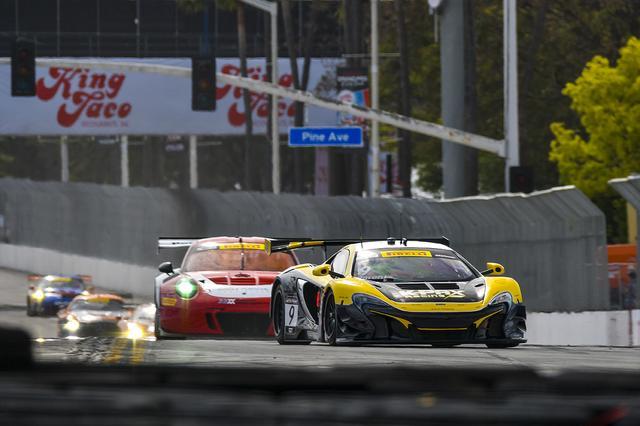画像: LMSアジア ル・マン シリーズやブランパンGTシリーズなど世界各地のGTシリーズで活躍した「マクラーレン 650S GT3」。今シーズンから投入される「マクラーレン 720S GT3」はその後継となる。