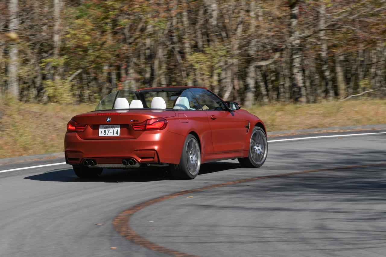 Images : 8番目の画像 - 「【試乗】BMW M4カブリオレ が日本上陸、「M」の走りをオープンで味わう」のアルバム - Webモーターマガジン