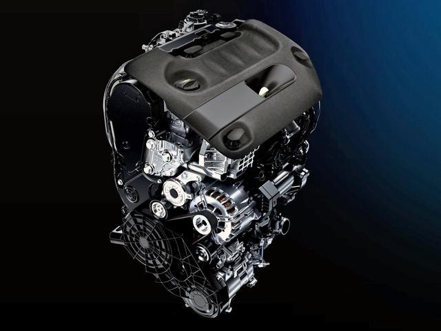 画像: 177psと400Nmを発生する2.0Lの直4ターボプロップエンジン