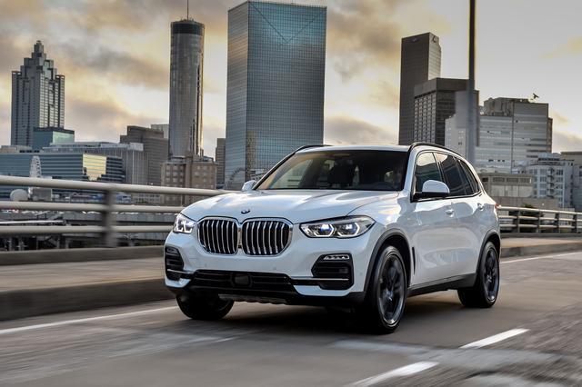 画像: 新型BMW X5。王道を行く正常進化の4代目は高い運動性能がポイント。