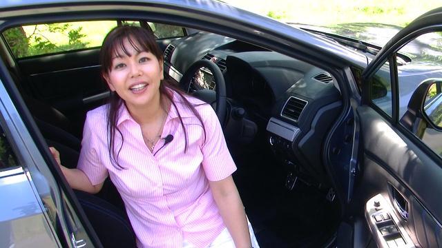 画像: 【動画】竹岡 圭のクルマdeムービー 「スバルレヴォーグ」(2014年7月放映)