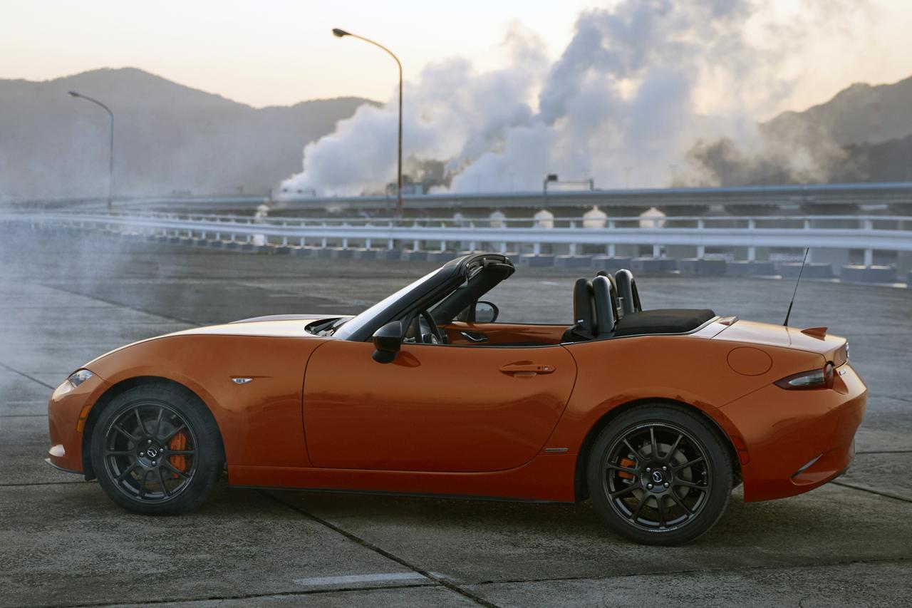Images : 3番目の画像 - ロードスター30周年記念車 - Webモーターマガジン