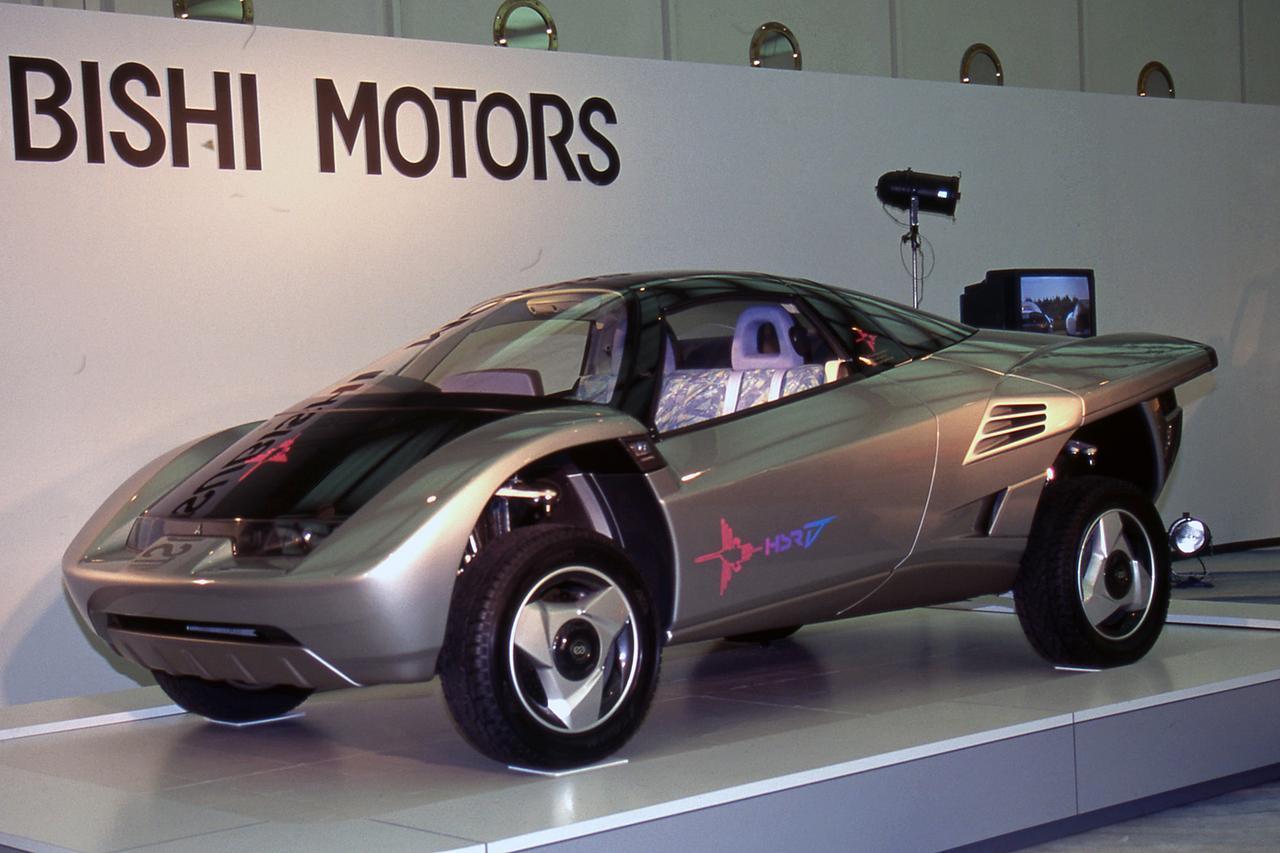 Images : 8番目の画像 - 三菱自動車のコンセプトカー(後編) - Webモーターマガジン